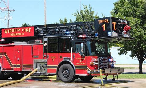 truck wichita ks at 130 wichita department better equipped than we