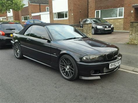 Bmw E46 330ci by Bmw E46 330ci Convertible In Redditch Worcestershire