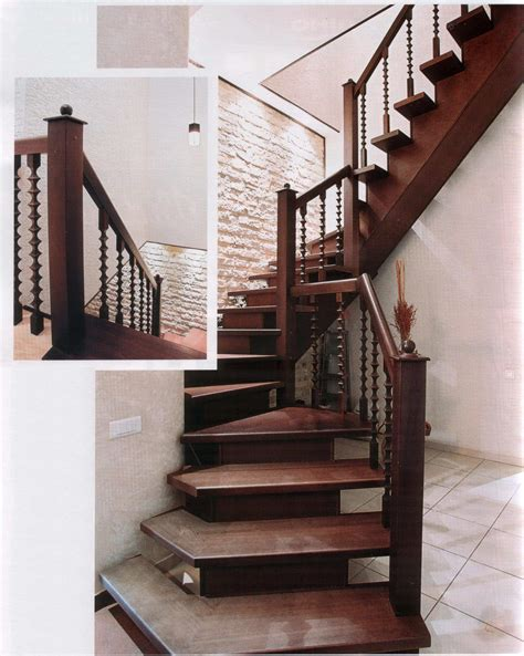 Staircase Design Wood Staircase Home Interiors Stylish Home Designs