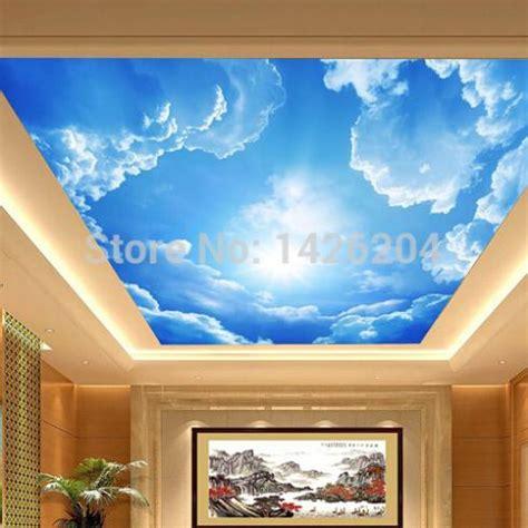 wallpaper kamar awan online buy grosir atap kamar from china atap kamar penjual