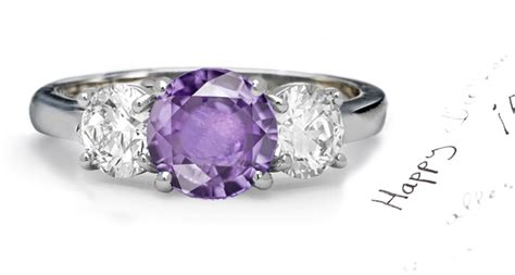 Where Can I Find Engagement Rings by Where Can I Find Purple Sapphire Engagement Rings Yahoo