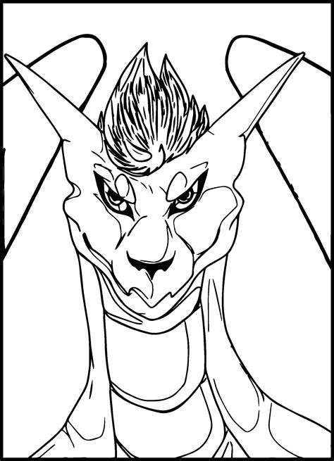 coloring pages of dragon eyes the american dragon eye coloring page wecoloringpage