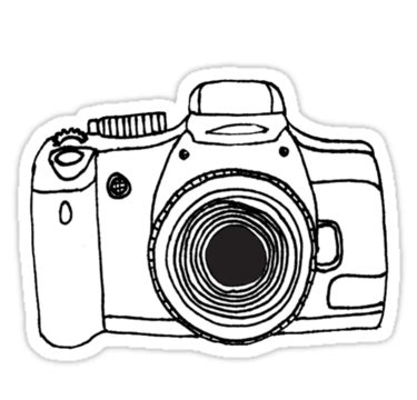 """camera "" stickers by thethinks 
