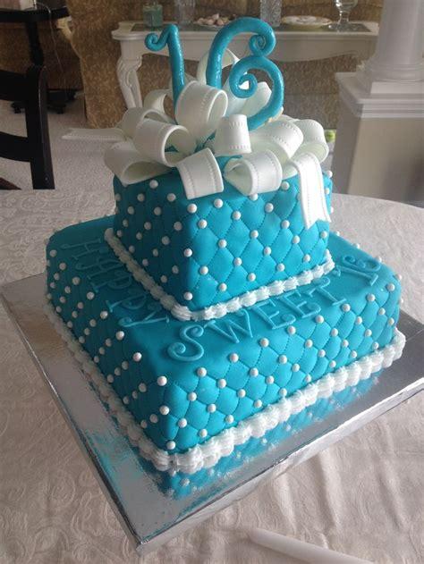 blue sweet sixteen decorations sweet sixteen decorations tiffany blue sweet 16 birthday cake tiffany blue sweet