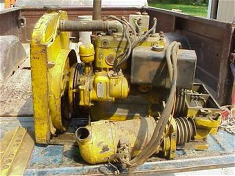 Waukesha Army Air Force Engine Generator Tractorshed Com