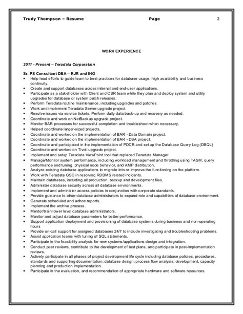 package handler job description resume