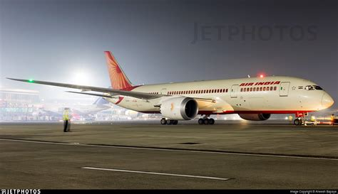 air india ai115 vt anl b787 dreamliner vt anl boeing 787 8 dreamliner air india aneesh