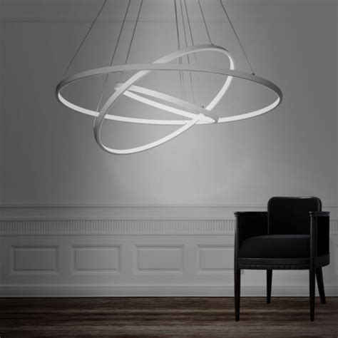 Ring Of 3 Lights by Fashion Stylish Led 3ring Ceiling Lighting Chandelier