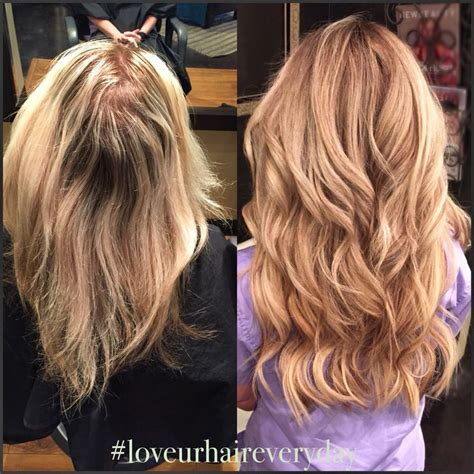 hair extensions before and after with natural beaded rows 1000 images about beauty on pinterest blonde hair