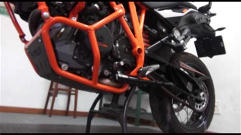 Ktm Crash Bars Rumbux Crash Bars For The Ktm 1190 Adventure Adventure R