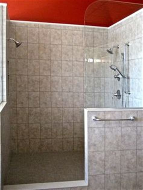 Open Showers Without Doors Building Ideas On Pinterest Open Showers Walk In Shower And Showers
