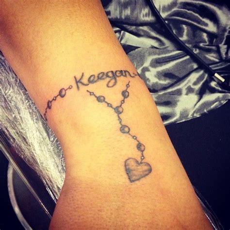 unique tattoo name designs unique bracelet ideas ankle bracelet tattoos