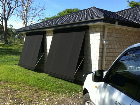 sunesta and sunbusta awnings with drop arm system