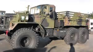 Big Wheels Spray Truck For Sale Truck 961 For Ebay Surplus M818 Shortie Cargo