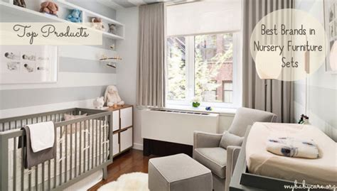 best nursery furniture sets nursery decor the best nursery furniture sets