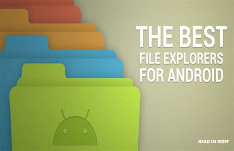 best file manager for android best android file manager to explore your mobile
