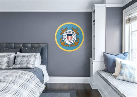 united states coast guard seal wall decal shop fathead