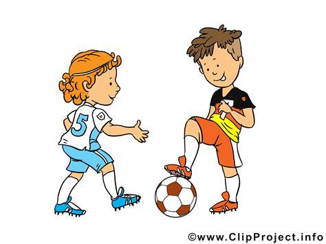 Enfants Cliparts Gratuis Football Images Football Dessin De Foot L