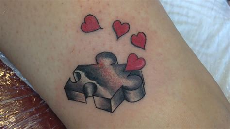 heart puzzle tattoo puzzle tattoos designs ideas and meaning tattoos