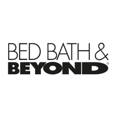 bed bath and beyond logo bed bath beyond eps logo vector ai free graphics