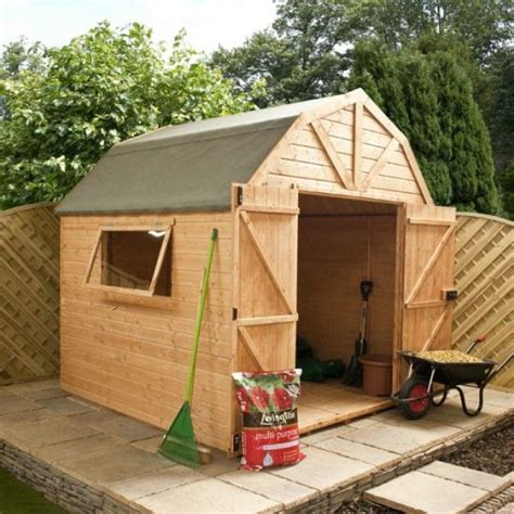How To Build A Garden Shed Uk by Choosing A Quality Wooden Shed The Enduring Gardener