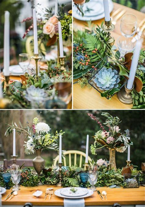 Vintage Backyard Wedding by Triyae Rustic Vintage Backyard Wedding Various