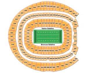 13 broncos stadium seating chart artist resume