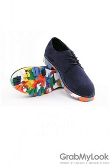 colorful oxford shoes s corner shoes oxford colorful bottom sole