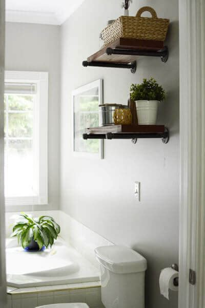80 ways to decorate a small bathroom shutterfly