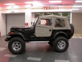 1982 Jeep Wrangler 1982 Jeep Cj 7 Cj7 Wrangler For Sale Photos Technical