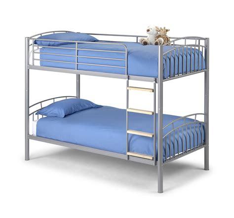 Metal Bunk Bed Ladder Bunk Bed Ladder Silver Metal Childrens Bunk Bed Frame 3ft Single