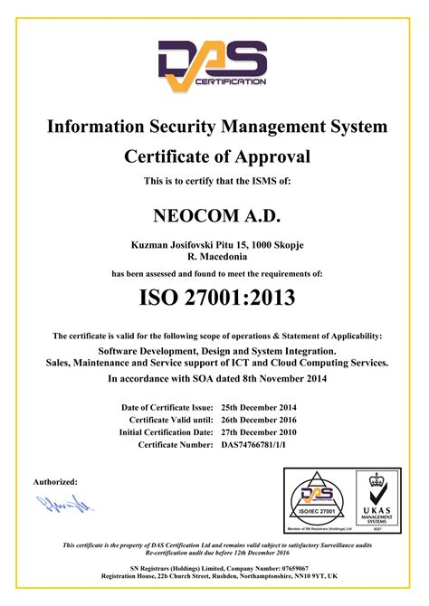 iso 27001 version 2013 resumen 28 images resumen de la norma iso 27001 iso 27001 6 step
