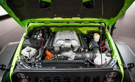 New Jeep Engine 2017 Jeep Wrangler Trailcat Specs Price Release Date News