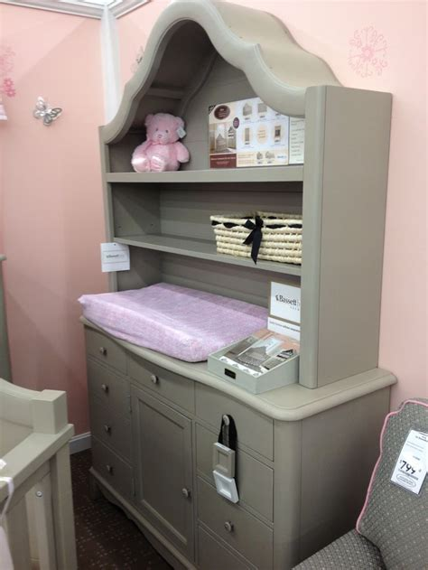gray bookshelf dresser changing table combo buy buy