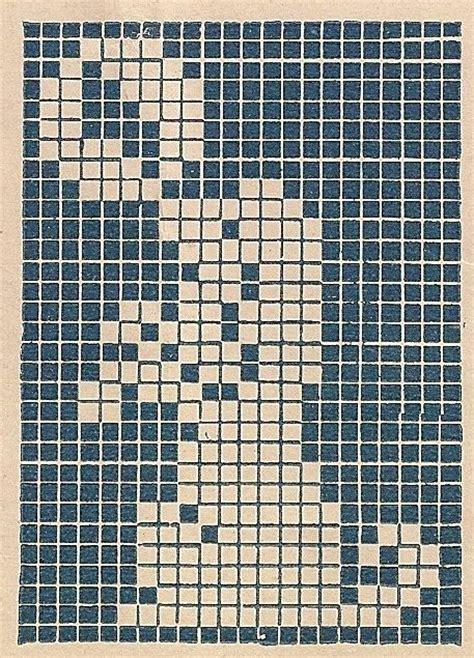 free knitting charts animals 243 best filet per corredino neonati images on