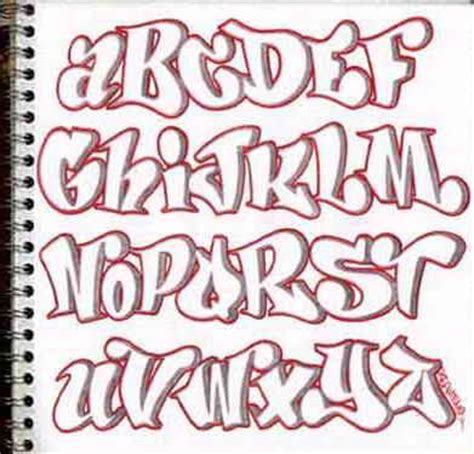 graffiti laters art a z several designs sketches of