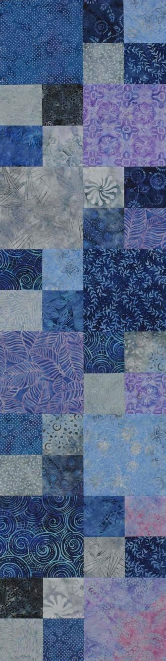 free pattern batik quilt the versatile four patch is a basic block using a variety