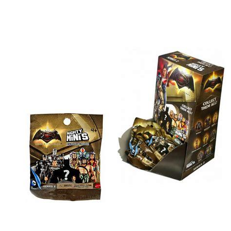 Minis Blind Pack mighty minis series 2 dc comics batman v superman mystery blind bag of x36 sealed packs
