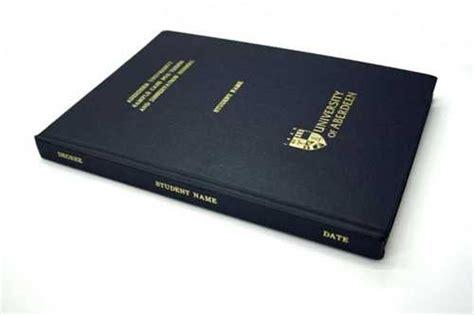 dissertation binding cardiff thesis binding of leeds