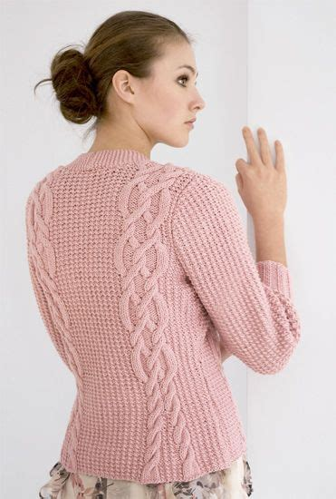 pattern cotton cardigan cable knitting cotton cardigan and cardigan pattern on