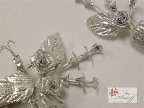 Hochzeit Set Silber by 25 Jahre Ehe Silberhochzeit Set Haarschmuck Und