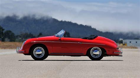 1957 porsche 356a 1957 porsche 356a speedster s176 monterey 2014