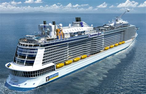 royal caribbeans newest ship royal caribbean sending quantum of the seas to china in