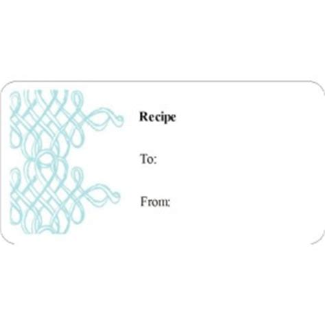 avery template 18663 templates turquoise gift labels 10 per sheet avery