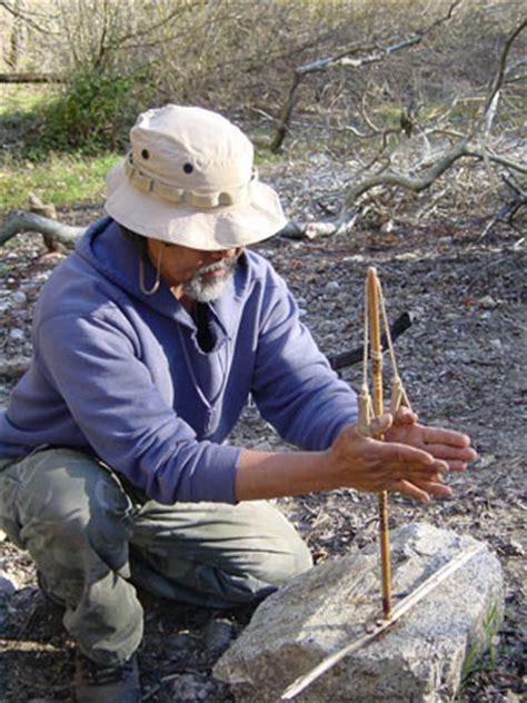Thumb Loop Hand Drill Paleoplanet