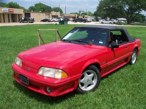 books about how cars work 1991 ford mustang navigation system 1991 to 1993 ford mustang for sale on classiccars com 24 available