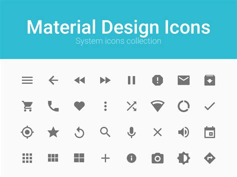 material design icon upload material design icons by marcos paulo pagano dribbble