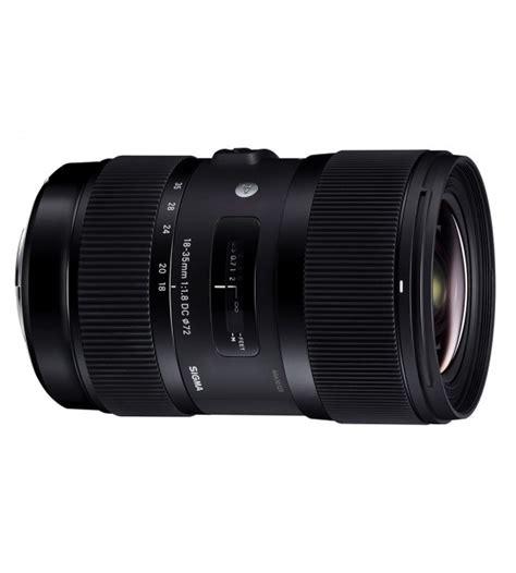 Sigma Lens 18 35mm F1 8 Dc Hsm sigma for nikon 18 35mm f 1 8 dc hsm