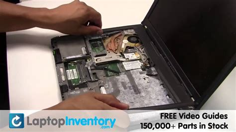 Fan Processor Laptop Lenovo ibm lenovo cpu t60 t61 replacement guide install replace