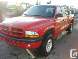 2002 dodge dakota v6 3 9 liter 4x4 crew cab loaded
